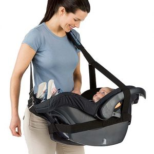 The Ridiculous Infant Seat - Wrap Your Baby