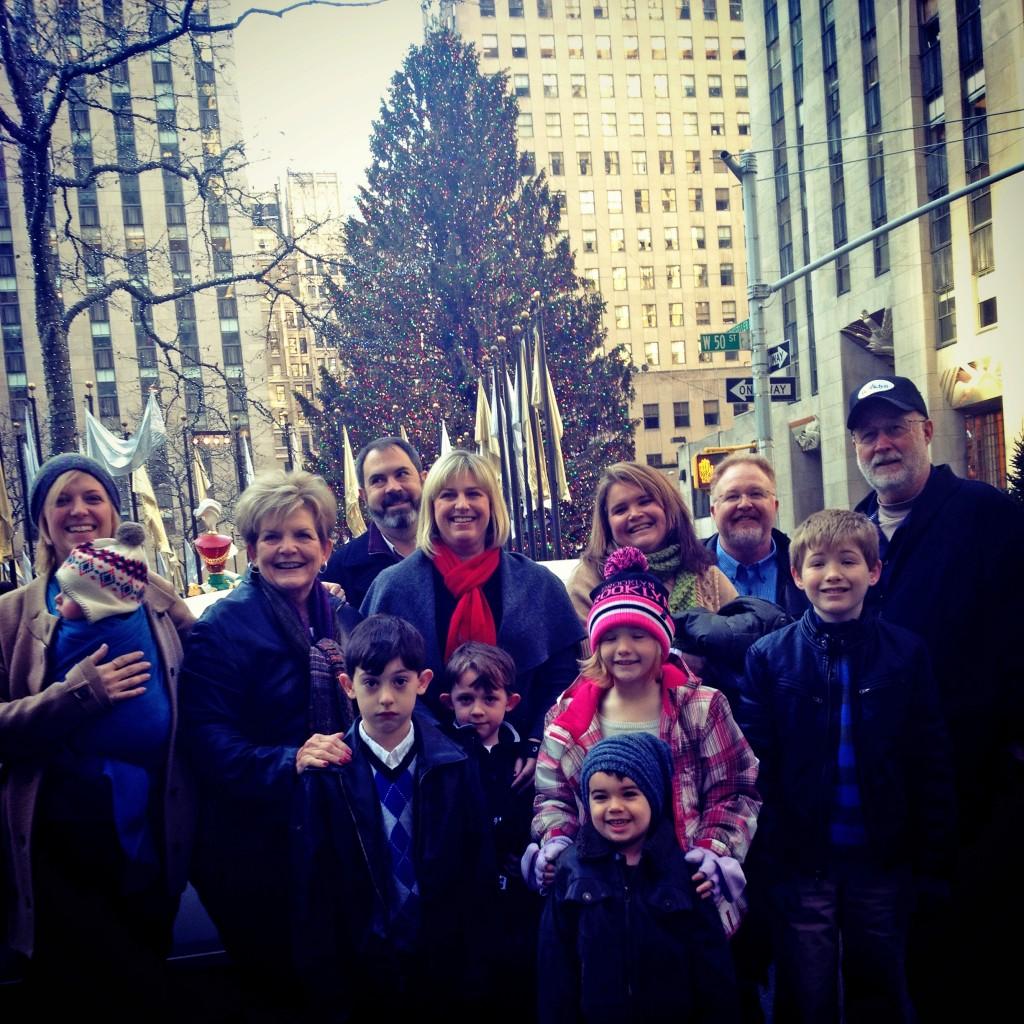 BWI of NYC Rockefeller Center Christmas Tree