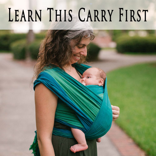 How To Baby Wrap Instructions With Photos Wrap Your Baby