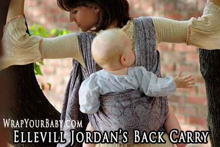 Ellevill Jordan's Back Carry (EJBC)