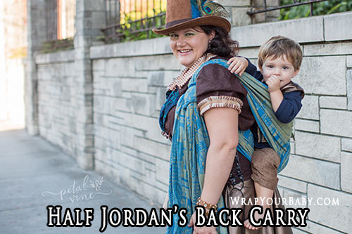 Half Jordan's Back Carry (HJBC)