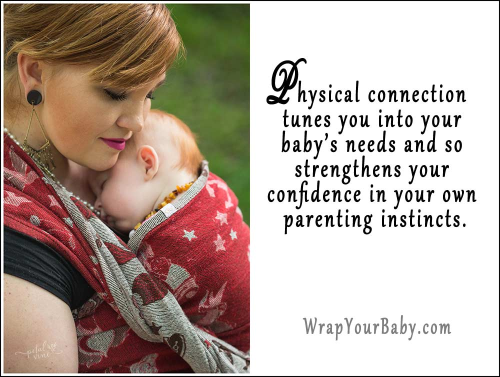 Tune into your parenting instincts