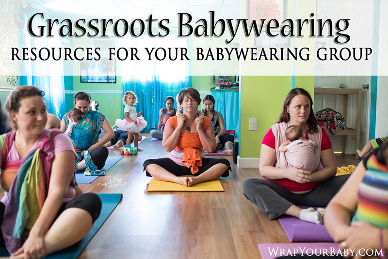 ea687fa750a Babywearing Group Resources and Donations - Wrap Your Baby