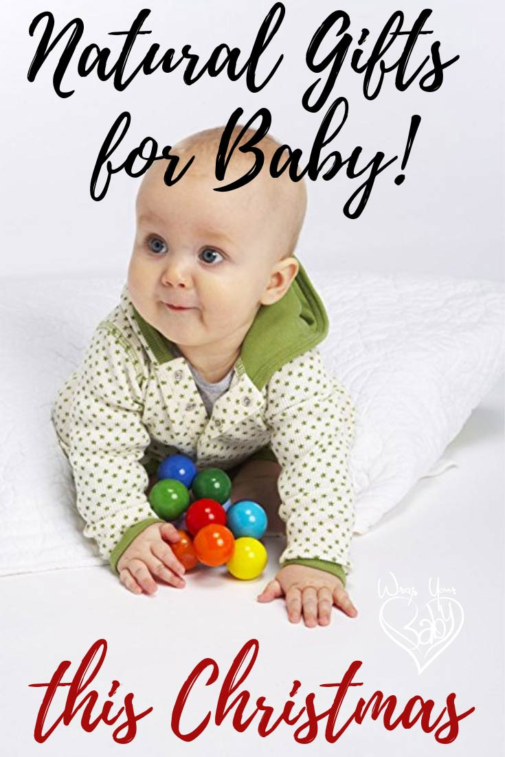 Best Natural Baby Gifts for Baby Shower or Christmas - Wrap Your Baby